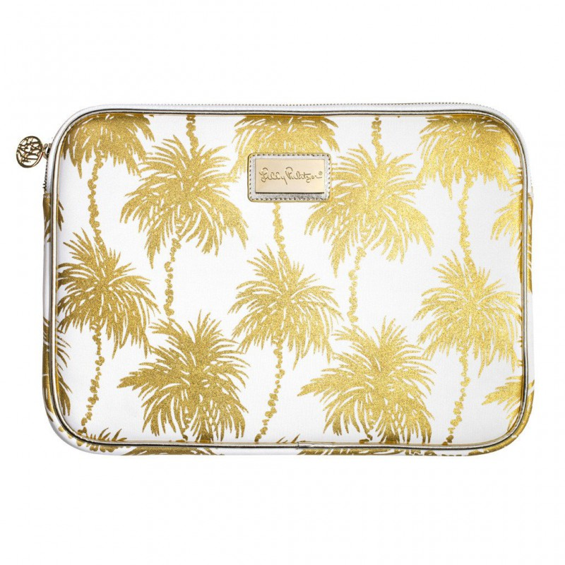 Lilly Pulitzer laptop sleeve featured in Holiday Gift Guide: Something for Everyone on Your List by guest poster the Red Dress Boutique on Diary of a Debutante
