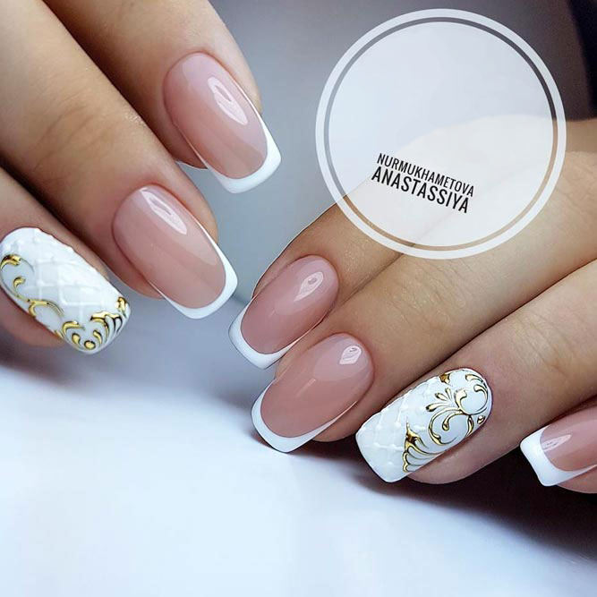 Luxury Nails with Exquisite Gel Casting picture 3