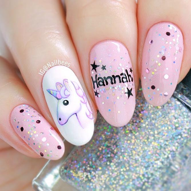 Magical Unicorn Manicure for Chic Girls picture 1
