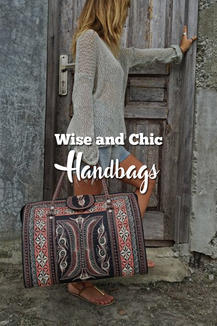 A Girl's Best Companion 20 Wise and Chic Handbags that one should have a look