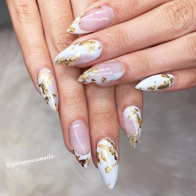 Wholly Foiled Nails For Your Stunning Look picture 3