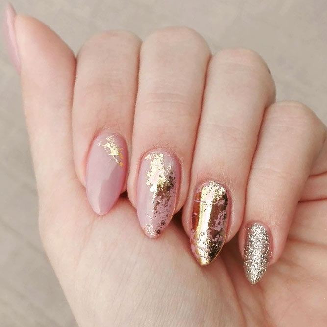 Wholly Foiled Nails For Your Stunning Look picture 2