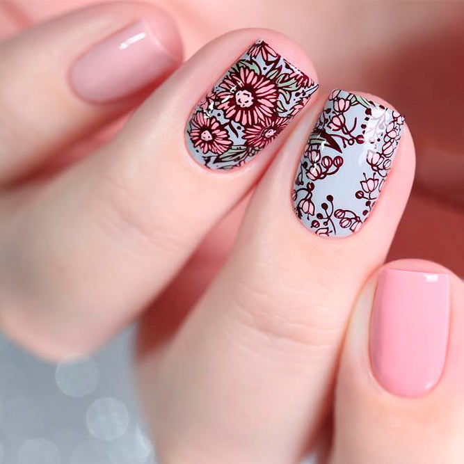 Quick and Easy Stamping Flowers picture 1