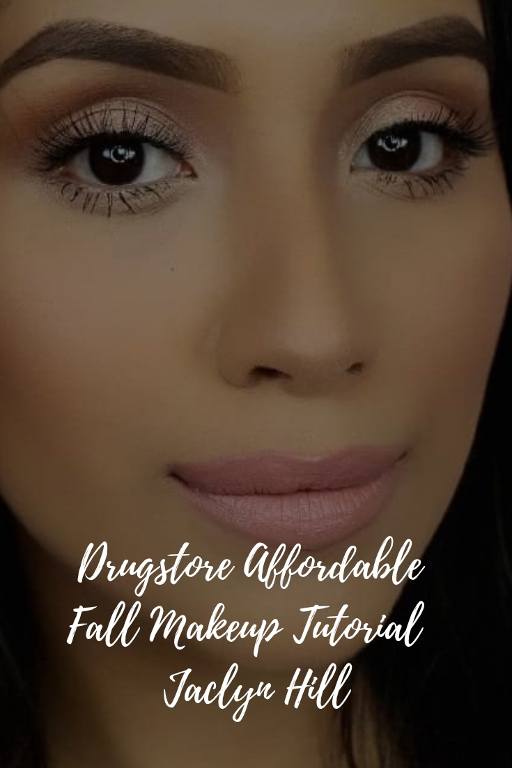 ... full face makeup tutorial using affordable fall makeup! My channel is a fun place for people to enjoy the world of beauty! If you leave mean negative ...