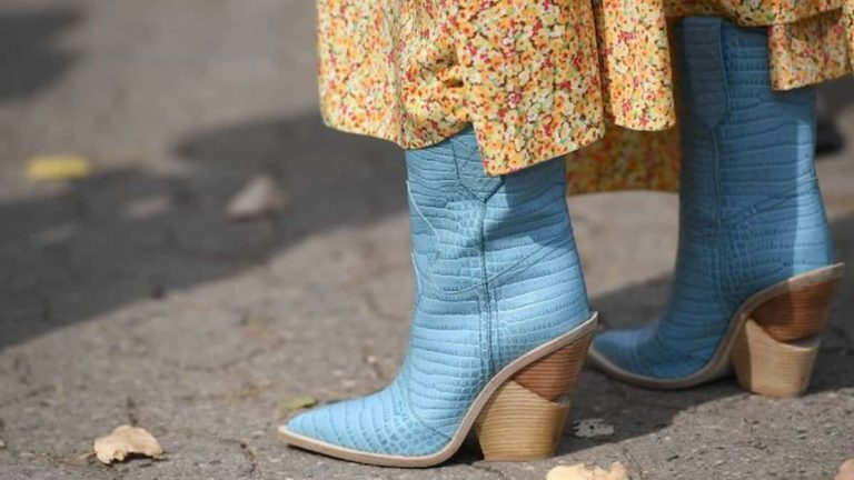 Wear Fall Boots