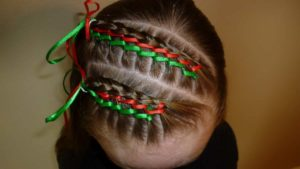 Easy Tacky Christmas Hairstyles