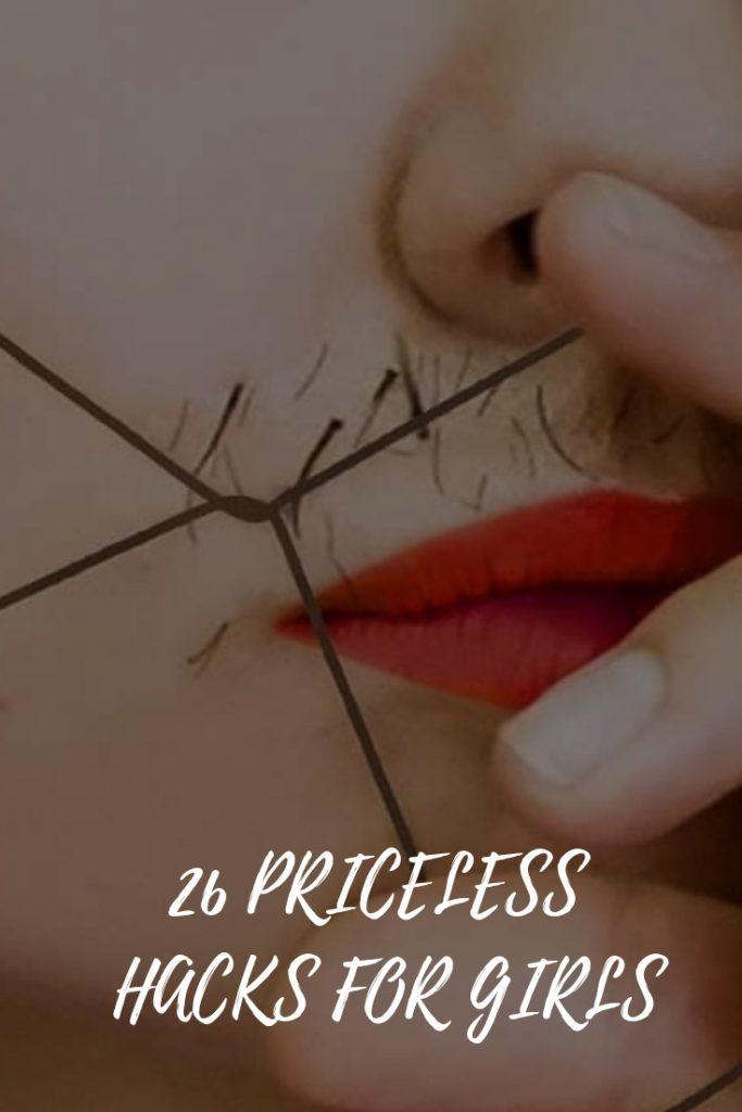 26 PRICELESS HACKS FOR GIRLS