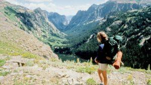 Female Backpackers