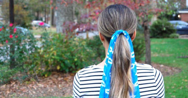 Chic DIY Hair Storage Tray