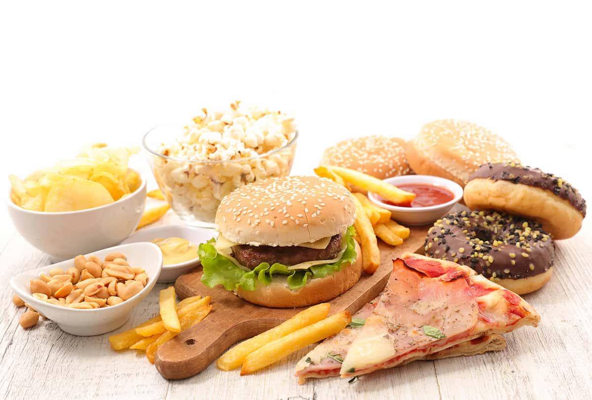 Skipping Unhealthy Food Options