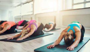 choosing a yoga class